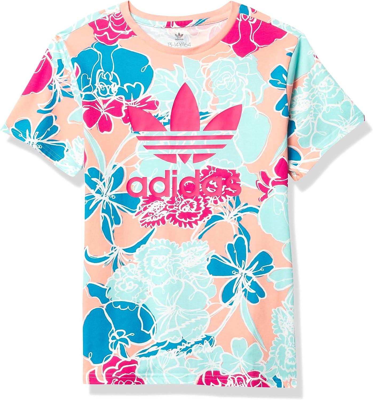 adidas Originals Girls' Tee