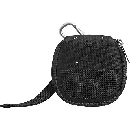 Amazon Basics Case with Kickstand for Bose SoundLink Micro Bluetooth Speaker - Black