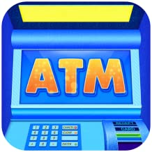 ATM Simulator Cash and Money : how to use an ATM, withdraw money, credit card ! FREE