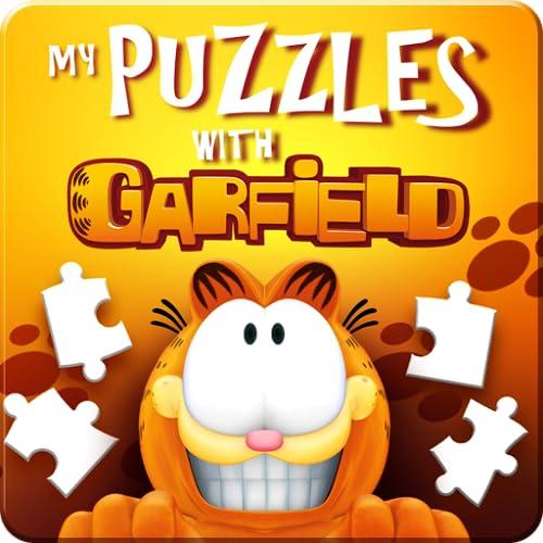 Mis puzzles con Garfield