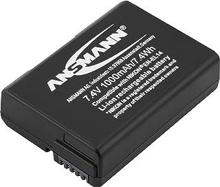 Ansmann 140-0042 - Pack de baterías Li-Ion para cámaras de fotos y video