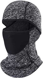 Balaclava Ski Mask- Windproof and Cold Protection Outdoor Motorcycle Hood Breathable Full Face Mask for Men