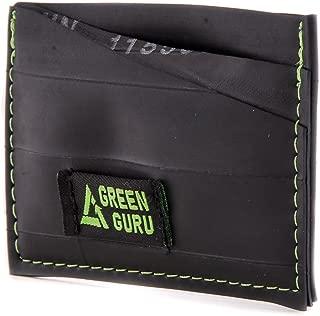 Green Guru Gear Bike Tube Card Wallet - Men's