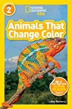 National Geographic Readers: Animals That Change Color (L2)