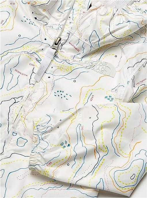 TNF White Little Yose Print