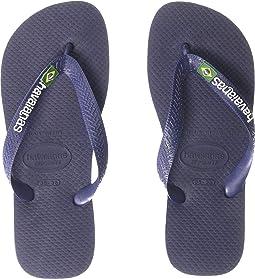 Brasil Logo Unisex Flip Flops