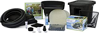 AquaScape 99765 DIY Ecosystem Backyard Pond Kit, 8-feet x 11-feet
