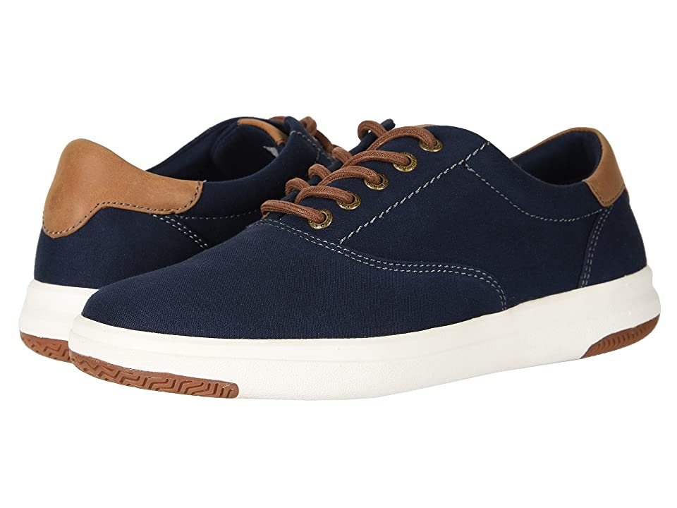 Dockers Kepler Smart Series Casual Sneaker with Smart 360 Flex and NeverWet (Navy Stretch Twill) Men