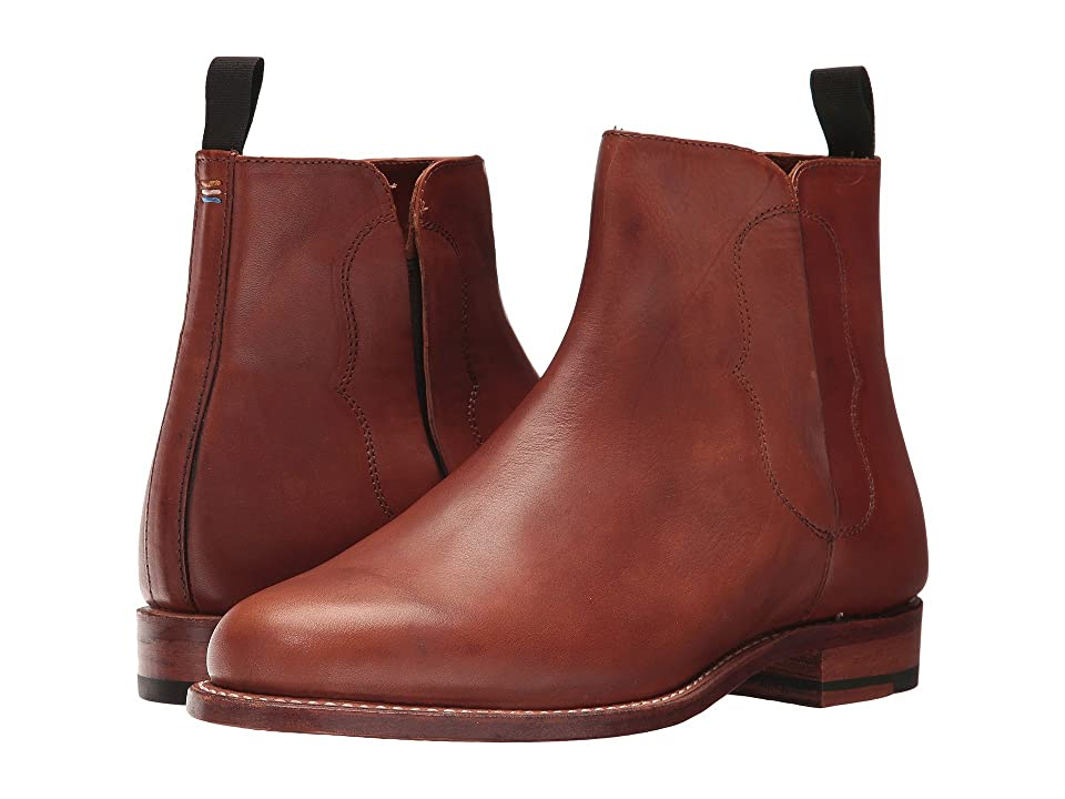 Two24 by Ariat Maxwell (Cognac Leather) Men