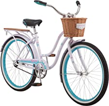 Schwinn Destiny Women's Cruiser Bike, Single Speed, 24