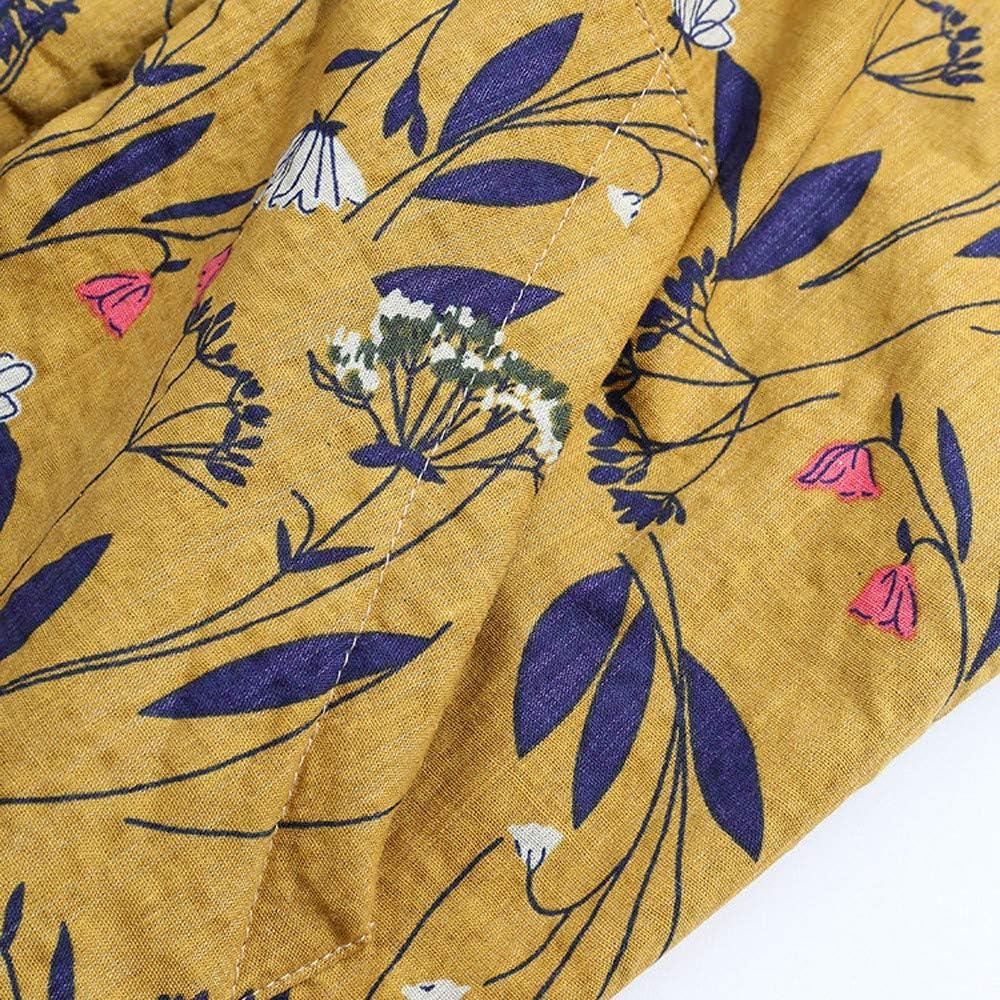 TIFIY Damen Mantel Plüschjacke Floral Print Winterjacke Casual Mantel Faux Für Warmen Lange Ärmel Outwear R-c