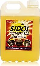 Sidol Quitagrasas Energético Profesional - 4.85 Kg