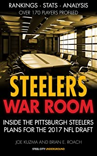 Steelers War Room: Inside The Pittsburgh Steelers plans for the 2017 NFL Draft