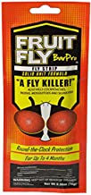 Fruit Fly BarPro – 4 Month Protection Against Flies, Cockroaches, Mosquitos & Other Pests – Portable for Indoor Use - Safe, When Used Properly