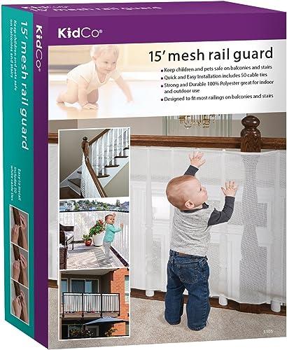 KidCo S305 Mesh Rail Guard 15'