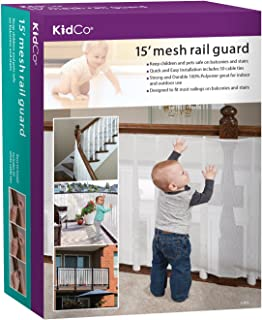 KidCo Mesh Rail Guard, White