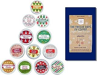 Christmas Kcup Coffee Assortment Sampler Xmas Gift Box Set