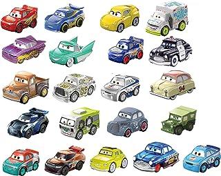 Disney/Pixar Cars Mini Racers VEHICLES, 21 Pack (Amazon Exclusive)