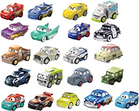 Disney Pixar Cars Mini Racers 21-Pack