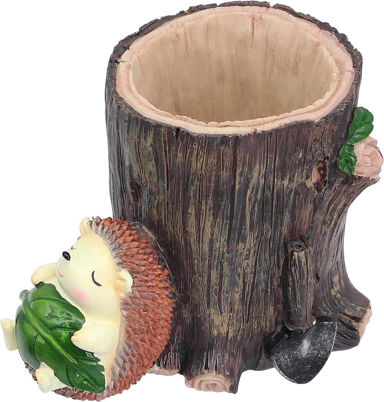 19. Cute Hedgehog Multipurpose Pot Holder