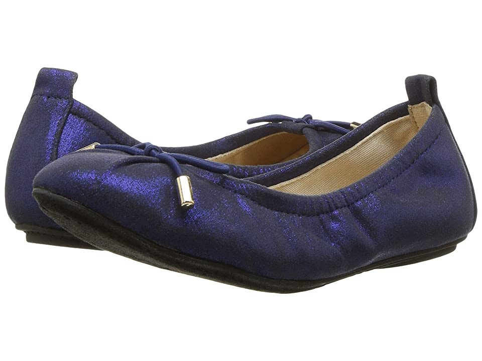 Yosi Samra Kids Miss Sheila (Toddler/Little Kid/Big Kid) (Navy) Girls Shoes