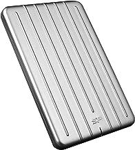 Silicon Power 1TB Ultra Slim Armor A75 Shockproof/Anti-scratch USB 3.0 (USB 3.1 Gen 1) 2.5