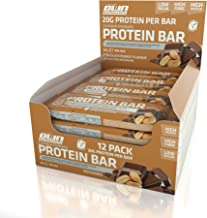OWN – Platinum Standard High Protein and Low Carb Bar Chocolate Peanut Caramel Flavour 65g 12-Pack Estimated Price : £ 16,99