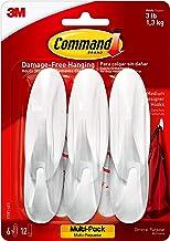 Command Designer haak wit 6 Hooks wit