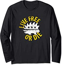 Libertarian Porcupine Symbol Party Liberty Movement Event Long Sleeve T-Shirt