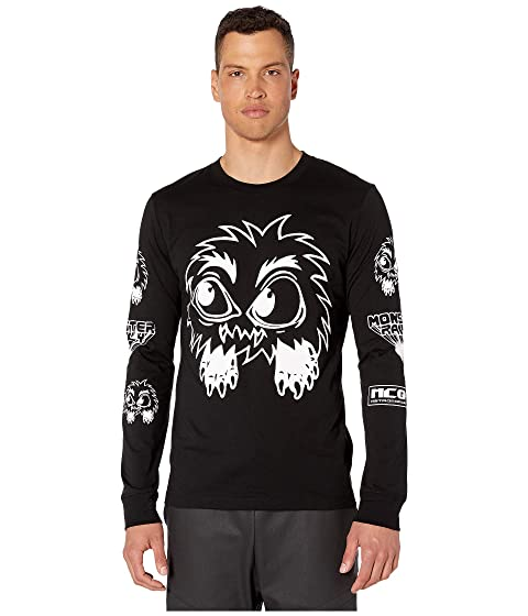 McQ Long Sleeve Monster T-Shirt