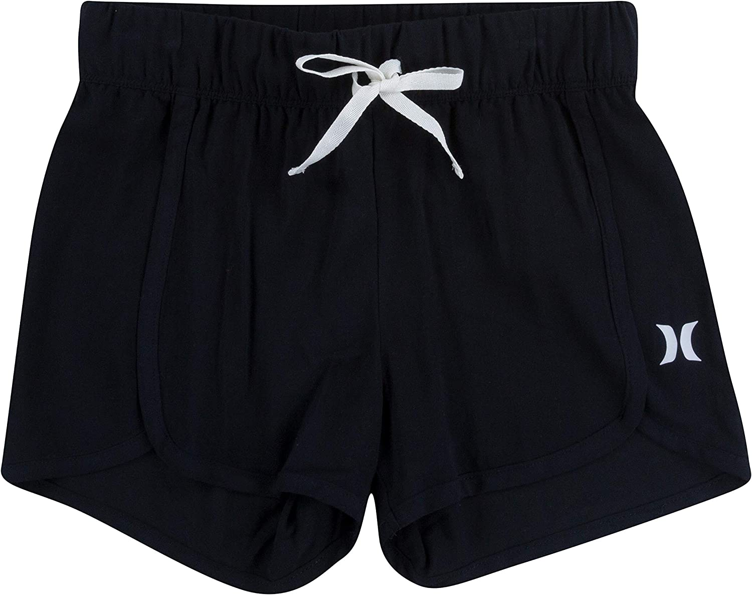 Rare Hurley Girls High-Waisted Credence Shorts