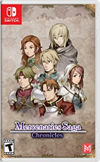 Mercenaries Saga Chronicles for Nintendo Switch