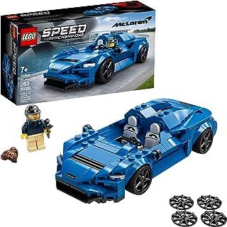 کیت ساختمان LEGO Speed Champions McLaren Elva 76902؛ ماشین اسباب بازی برتر؛ اسباب بازی جالب برای کودکان ؛ جدید 2021 (263 قطعه)