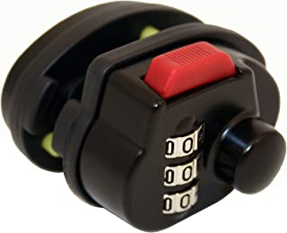 FJM Security SX-105 3-Dial Combination Gun Trigger Lock With 1,000 Possible Combinations