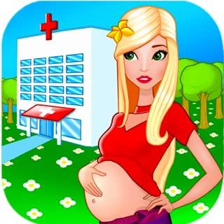Doctor Maternity Newborn Baby