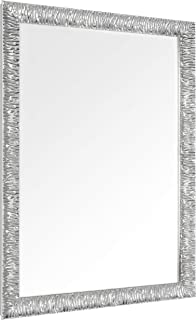 GaviaStore - Julie 90x70 cm - Espejo de Pared Moderno - Grande XXL hogar Arte decoración Sala de Estar Salon Modern Dormit...