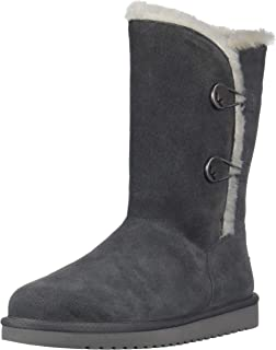 ugg boots with fur trim