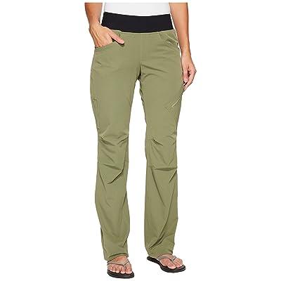 Stonewear Designs Dynamic Pants (Cargo Green) Women