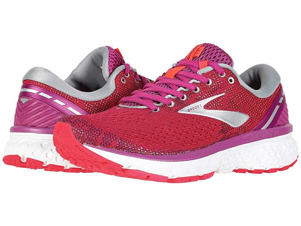 Brooks Ghost 11 (Aster/Diva Pink/Silver) Women
