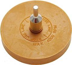 BGS 3999 | Foliegum | Ø 90 mm | incl. adapter | voor boormachines, accuschroevendraaiers, rechte slijpmachines