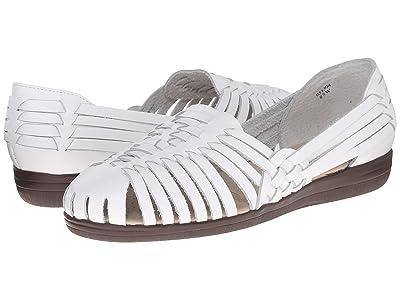 Comfortiva Trinidad Soft Spots (White) Women