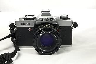 MINOLTA XG-A SLR Camera