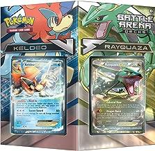 Pokemon 2016 Rayquaza - Keldeo Battle Arena Deck