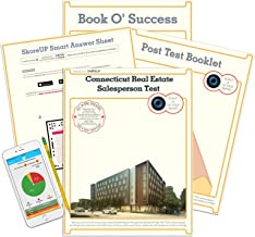 Connecticut Real Estate Salesperson Exam, CT Test Prep, Study Guide