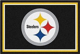 Fanmats Pittsburgh Steelers 5x8 Rug