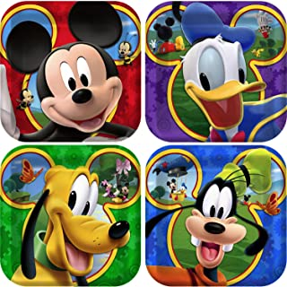 Mickey Mouse 'Playtime' Small Paper Plates (8ct)