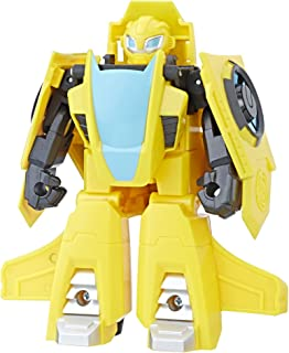 Playskool Heroes Transformers Rescue Bots Bumblebee,Yellow