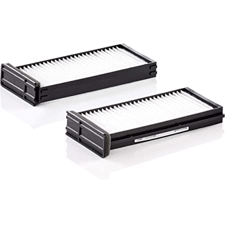 Cabin air filter set MANN-FILTER CU 1720-2 Cabin Air Filter for Cars Set of 2