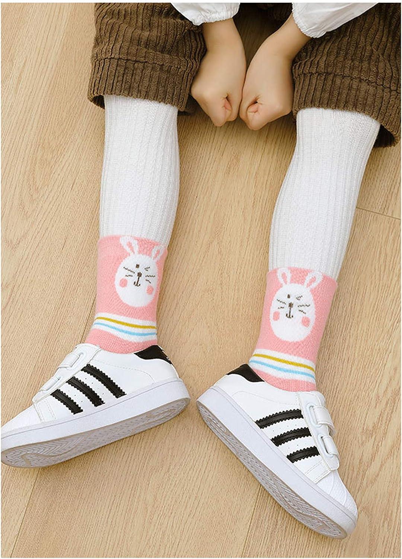 Dicke Kinder Socken aus Baumwolle Bunte Thermo Winter Socken mit Frotteefutter Warme Lustige Socken f/ür M/ädchen Jungen Kleinkind Neuheit Tiermuster Socken f/ür Gr/ö/ße 20-34,2-11 Jahre alt,5//6 Paare