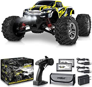 1:16 Scale Large RC Cars 36+ kmh Speed - Boys Remote Control Car 4x4 Off Road Monster Truck...